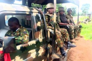 Nigerian Army Launches Special Squad To Rid Ondo State Of Kidnappers
