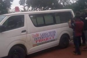UPDATED: Gunmen Kill Ambulance Driver, Injure Police Escort Conveying Lassa Fever Relief Materials