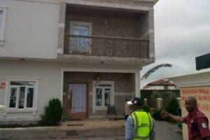 AMCON Seals Off Victory Park Estate In Lagos