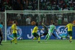 Nigeria Beat South Africa To Reach AFCON 2019 Semi-finals