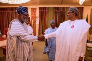 Buhari, Governor Akeredolu Promoting Anti-party Activities In Ondo APC -Concerned Leaders Forum