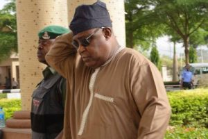 EFCC Hands Over Property Seized From Badeh To Voice of Nigeria