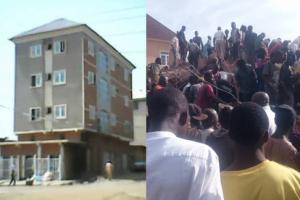 14 Die In Jos Building Collapse