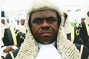 Acting chief judge -Justice Tsoho sworn in as Acting Chief Judge of Federal High Court