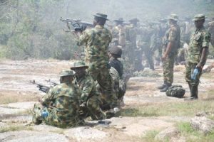 Gunmen kill Soldiers, Kidnap Expatriate On Construction Site