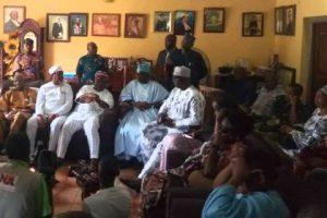 Federal Lawmakers Visit Fasoranti, Pledge To End Killings