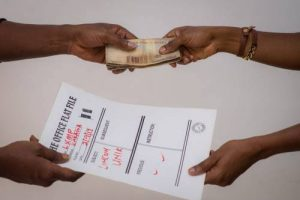 Youths Pay More Bribes Than Those Over 55 Years Old, Says Transparency International