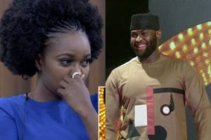 BBnaija2019 – Thelma and Nelson evicted from Big brother's house