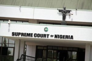BREAKING: Supreme Court Rejects APC's Request To Review Zamfara Judgment