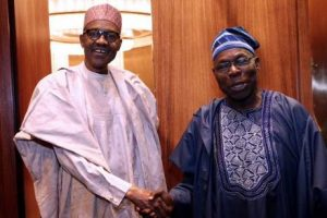 Nigerians Praise, Knock Obasanjo Over Open Letter To Buhari