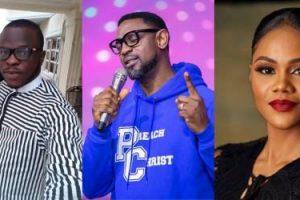 I Believe Busola Dakolo Says Apostle Chris Omatsola, Biodun Fatoyinbo's Friend