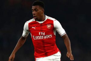 ALEX IWOBI benched as Everton defeated Watford