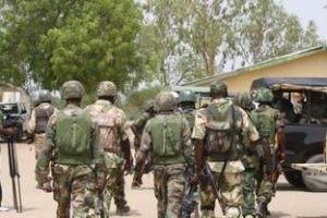 Police disagrees as ARMY officer shot three police officers