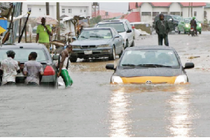 Rainstorm – Five people died during rainstorm at Adamawa state.