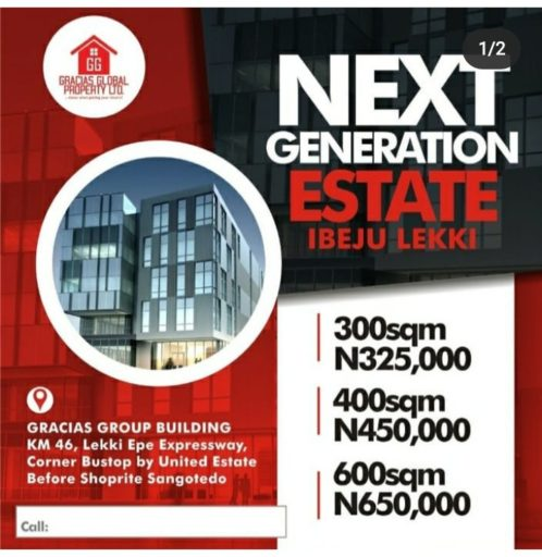 LANDS FOR SALE - Next Generation Estate