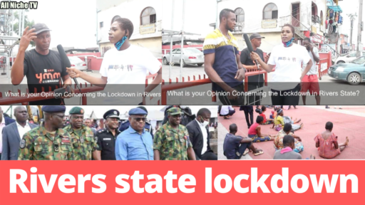 Rivers state lockdown update today