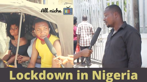 Lockdown in Nigeria