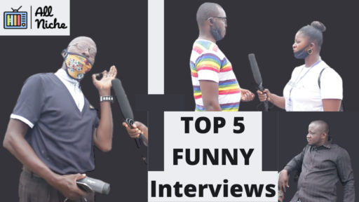TOP 5 Funny Interview
