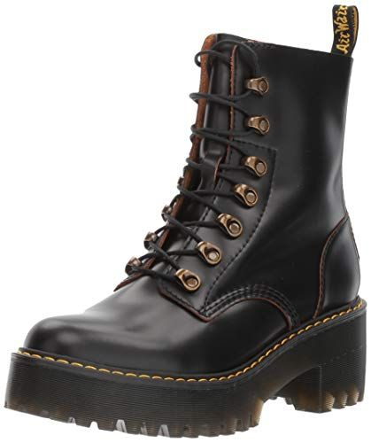 Dr. Martens Black Boots Are On Sale On Amazon